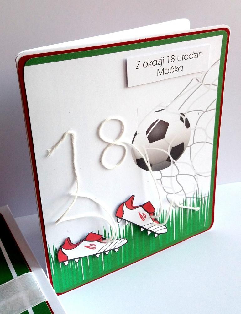 Zaproszenia Kategoria Urodziny Obraz Piłka Nożna