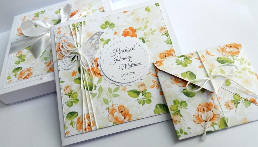 Zaproszenia Kategoria ślub I Jubileusz Obraz Motyl W Różach Z