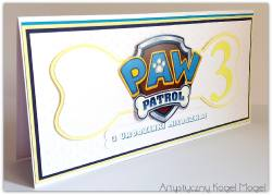 Psi Patrol z kością