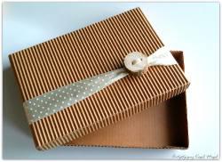 Pudełko na zdjęcia EKO