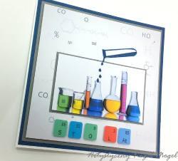 Kartka dla chemika